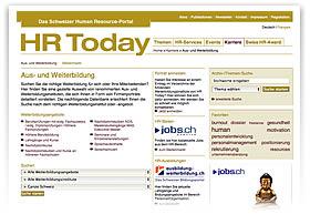Schweizer Weiterbildungsdatenbank
