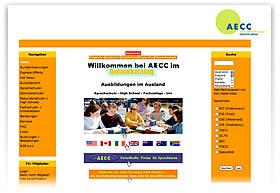 AECC – Ausbildungen im Ausland