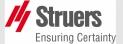 Struers GmbH - Zweigniederlassung Schweiz