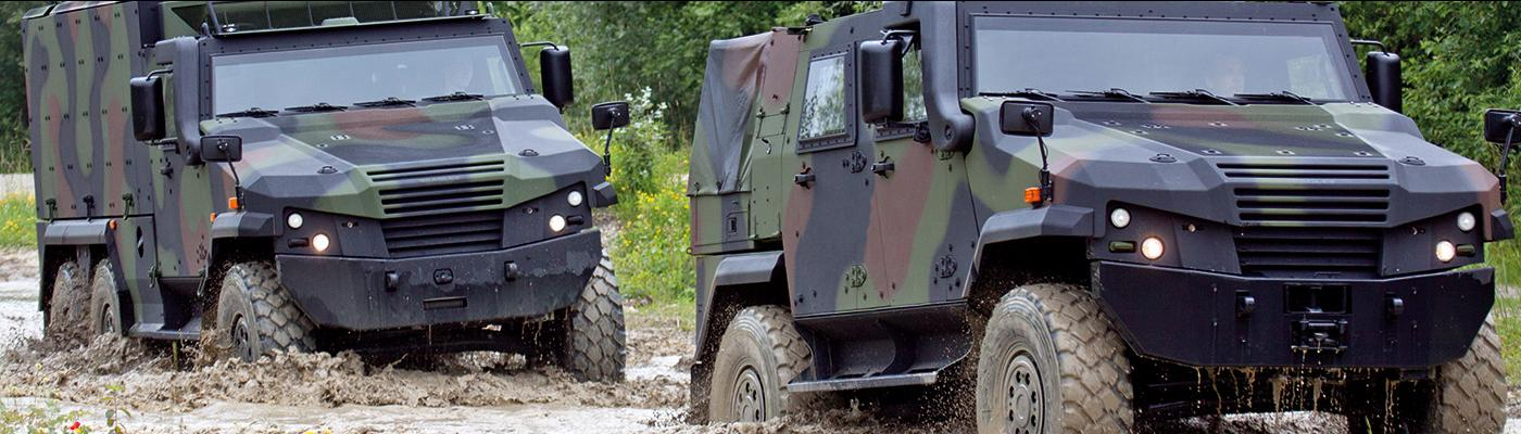 General Dynamics European Land Systems-Mowag - 4