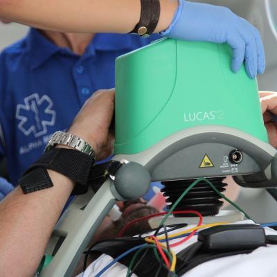 Krankentransport ALPHA MEDIC AG