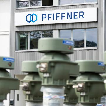 PFIFFNER International AG