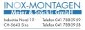 INOX-MONTAGEN Meier & Stöckli GmbH