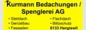 Kurmann Bedachungen / Spenglerei AG