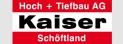 Kaiser Hoch- und Tiefbau AG