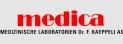 medica MEDIZINISCHE LABORATORIEN Dr. F. KAEPPELI AG